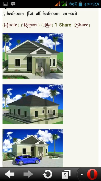 How Far Can 3million Naira Go In Building A 4 Bedroom Flat ...