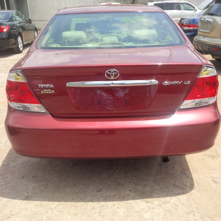 toyota camry 2006 price in nigeria 2006 toyota camry auction price n 200 000 used car for sale. Black Bedroom Furniture Sets. Home Design Ideas
