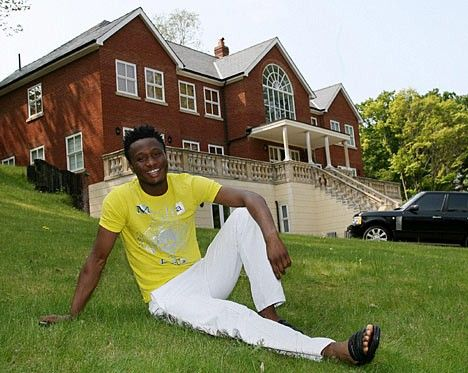Who Owns Land Rover >> Mikel Obi's House In London And His Cars (photos) - Sports ...