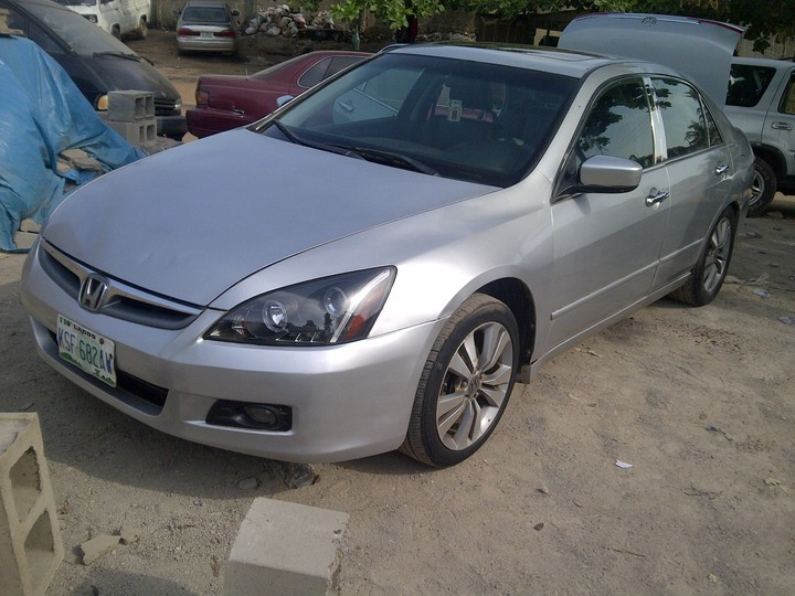 Honda Accord 2005 Custom