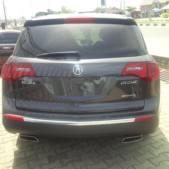 Tincan Cleared Acura Mdx 2010 Model For 5.6m