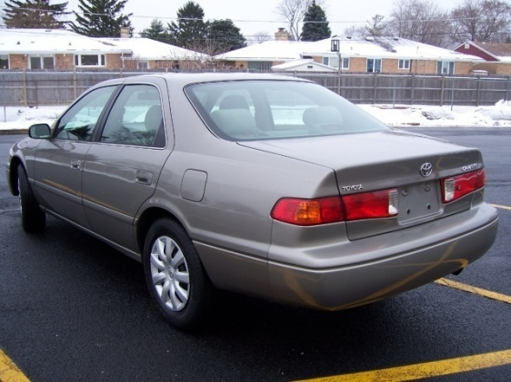 preorder this low mileage 2000 camry le for autos nigeria. Black Bedroom Furniture Sets. Home Design Ideas