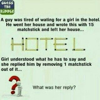 Romantic Love Riddles For Her with Answers