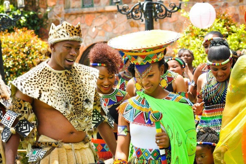 10 Beautiful African Traditional Wedding Attires