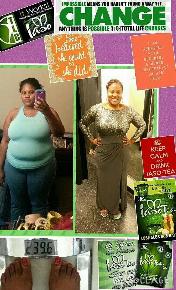Laso Tea And Resolution Is The Perfect Weight Loss
