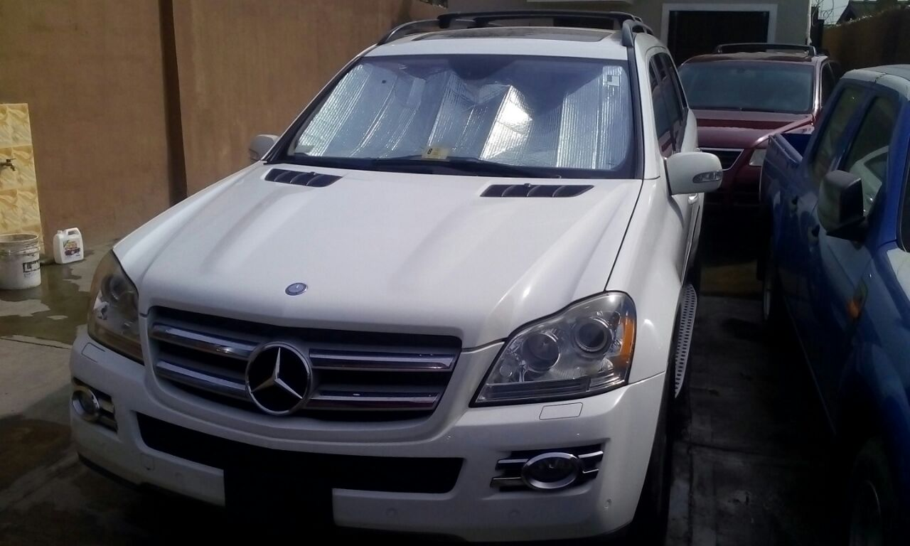 Foreign Used Rav4 Price >> Foreign Used(tokunbo) Mercedes Benz GL450 Year: 2009/2010 - Autos - Nigeria