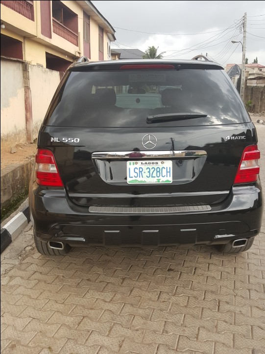 2008 Mercedes Benz Ml550 Amg Styling Negotiable