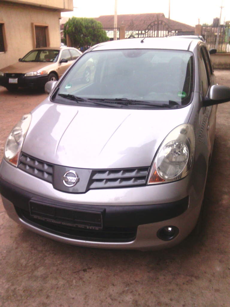 toks nissan note 2010 forsale cheap autos nigeria. Black Bedroom Furniture Sets. Home Design Ideas