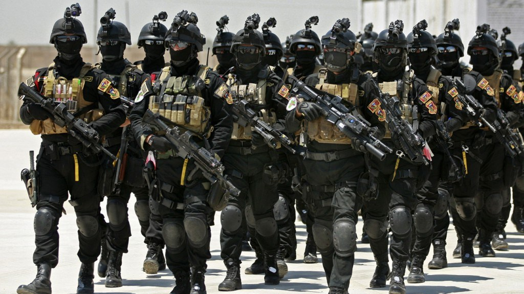 The 8 Most Elite Special Forces In The World - Foreign ...