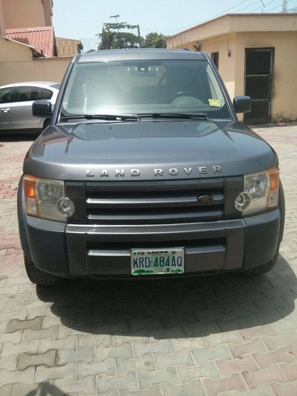 super neat used 2006 land rover lr3 1st body buy run for sale 2m autos nigeria. Black Bedroom Furniture Sets. Home Design Ideas