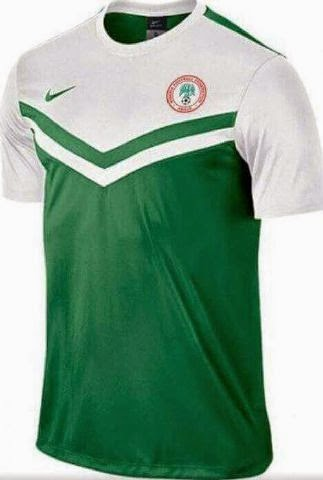 brand new 54a38 9d9cf Checkout New Super Eagles Jersey And Kit Developed By New ...