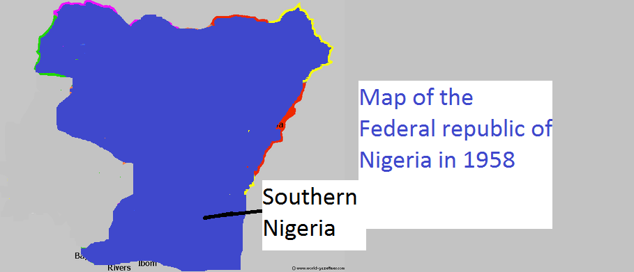 What Really Caused The Nigerian Civil War Of 1967  1969