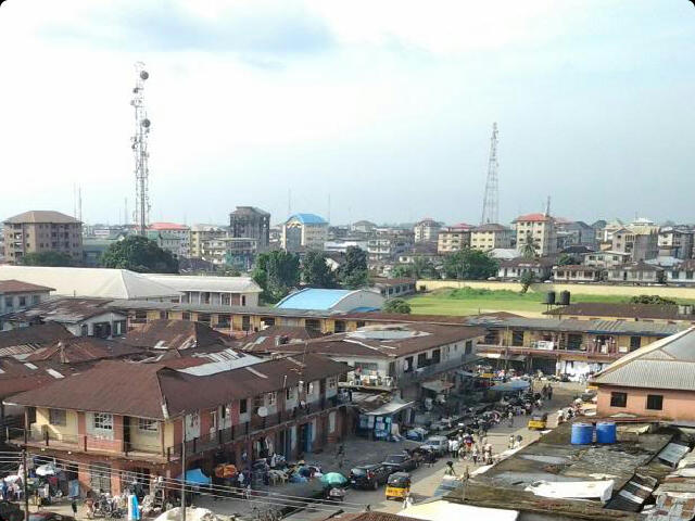 Aba niger City Like