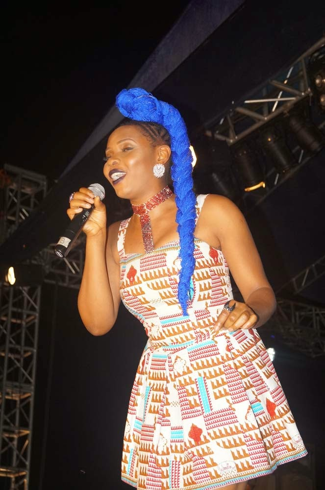 Ladies Can You Rock This Yemi Alade S Hair Style Photos