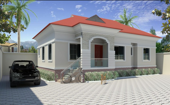 Architectural Design At It Best smart Homese Properties 1  3 Bedroom. 3 Bedroom Flat Plan On Half Plot   Home Plans Ideas