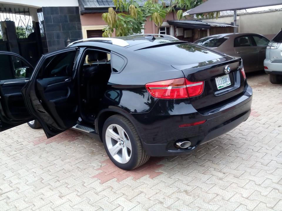 Super Clean 4months Used 2014 Bmw X6 Fullest Option For