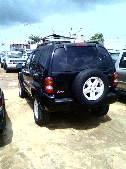 2002 jeep liberty from cotonou price 1 3 m naira see pix. Black Bedroom Furniture Sets. Home Design Ideas