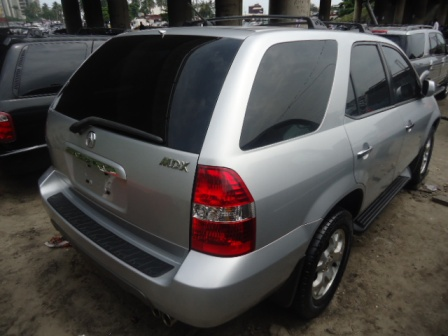 2003 acura mdx for sale clean fresh toks contact 08070473931 autos nigeria. Black Bedroom Furniture Sets. Home Design Ideas