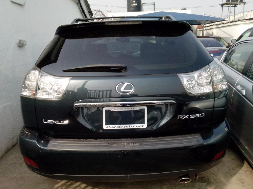 lexus rx330 2005 model in an excellent condition. Black Bedroom Furniture Sets. Home Design Ideas