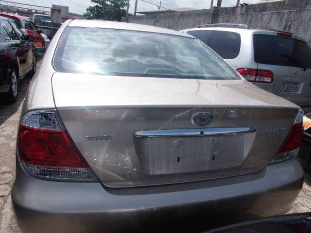 2006 toyota camry contact 08030646414 autos nigeria. Black Bedroom Furniture Sets. Home Design Ideas