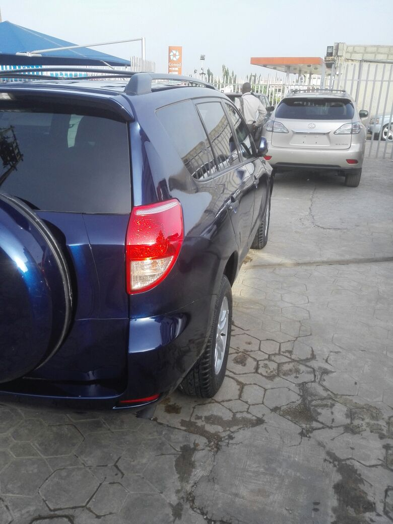 Foreign Used Rav4 Price >> Foreign Used(tokunbo) Toyota RAV4 Year:2007 Auto Drive, NAVIGATION - Autos - Nigeria