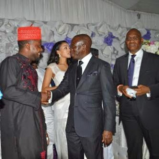 Oshomole s wedding