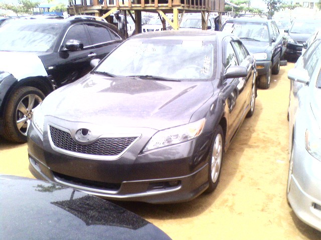 2009 Toyota Camry From Cotonou Price 2 88m Naira See Pix