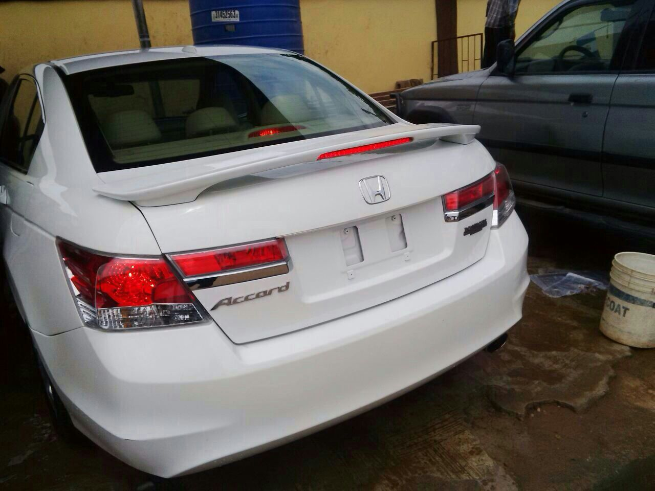 honda accord 2013model toks for sale contact me on 08033462631 autos nigeria. Black Bedroom Furniture Sets. Home Design Ideas