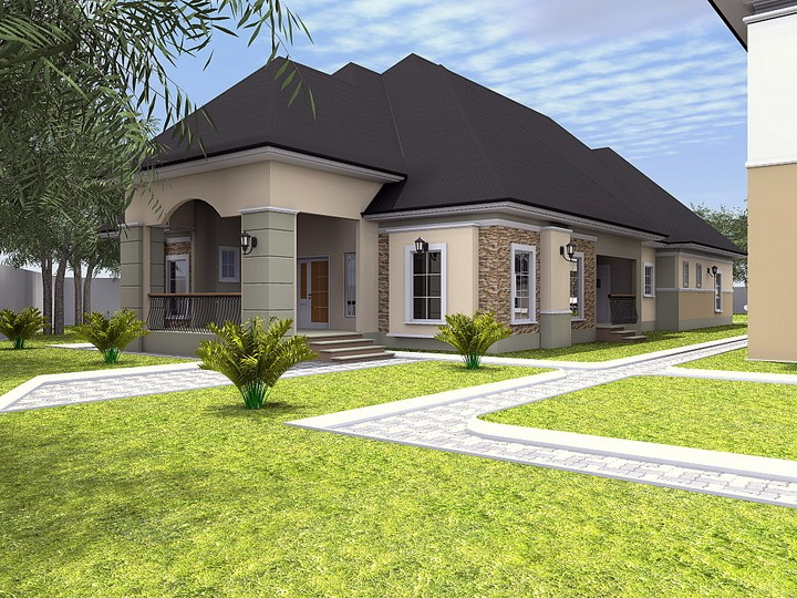 Construction Of 5 Bedroom Duplex And A 4 Bedroom Bungalow