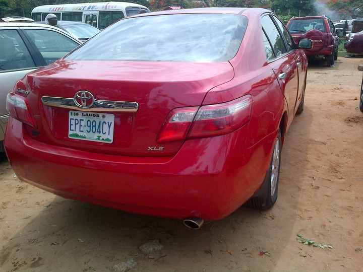 2008 toyota camry xle for sale autos nigeria. Black Bedroom Furniture Sets. Home Design Ideas