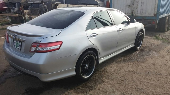 2010 Toyota Camry For Sale >> Xtra Neat Toyota Camry (spider) 2010/2007 Just Arrived In Phc From The US! Pics. - Celebrities ...