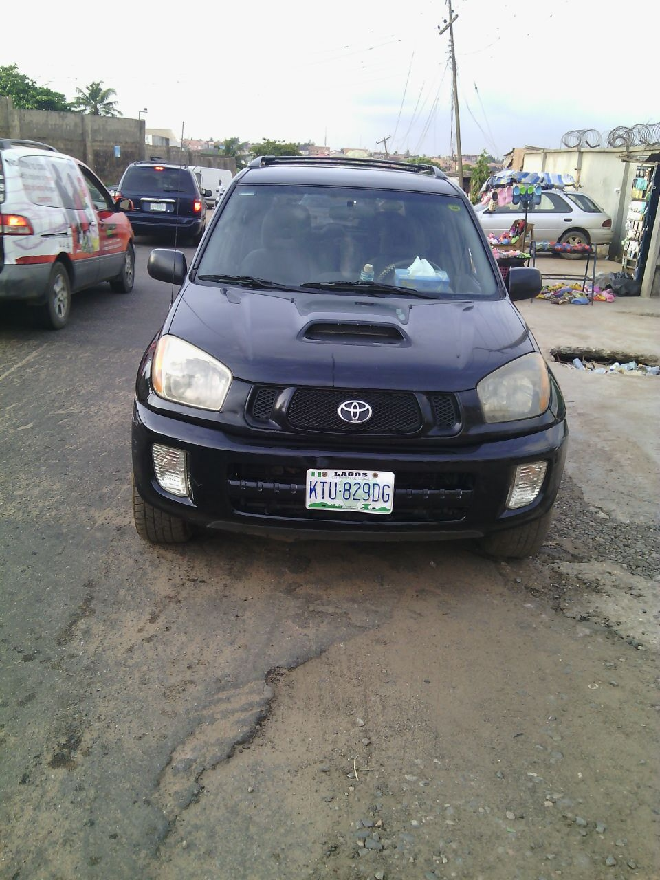 2003 Toyota Rav4 Available Autos Nigeria 2001 Lights Used Very Clean Automatic Transmission Fabric Interior Factory Ac Cd Player Alloy 4plugs 4brand New Tyres
