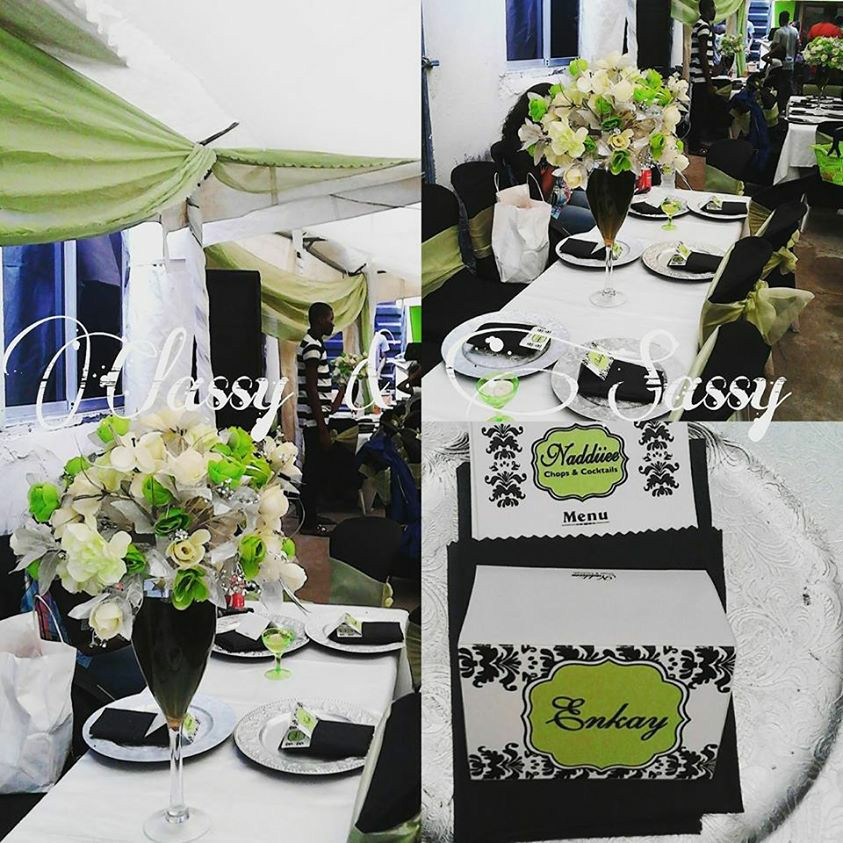 Classy Decor On A Tight Budget Events Nigeria