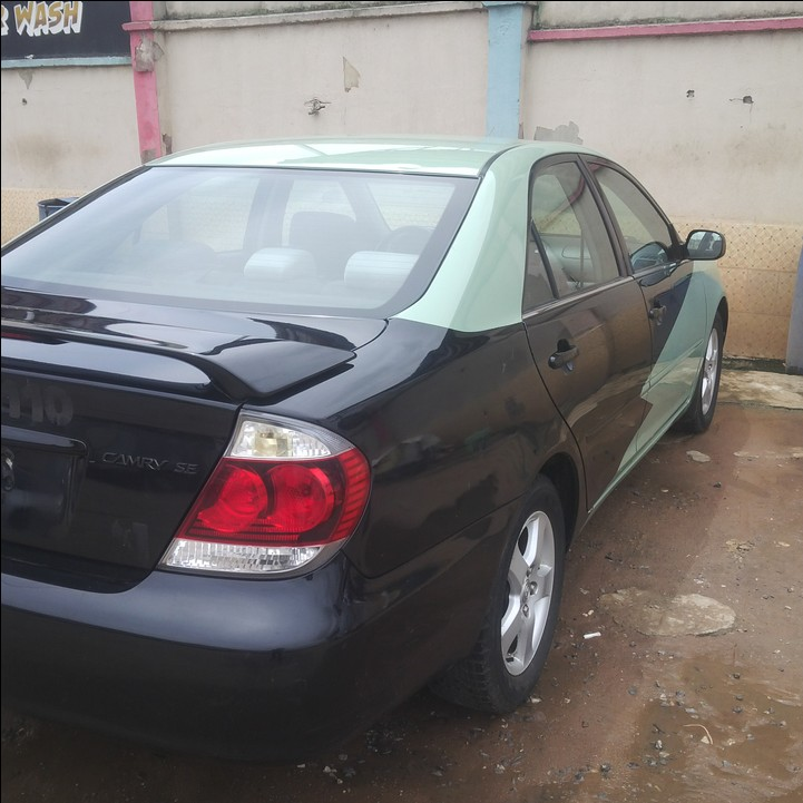 2006 toyota camry sport tokunbo autos nigeria. Black Bedroom Furniture Sets. Home Design Ideas