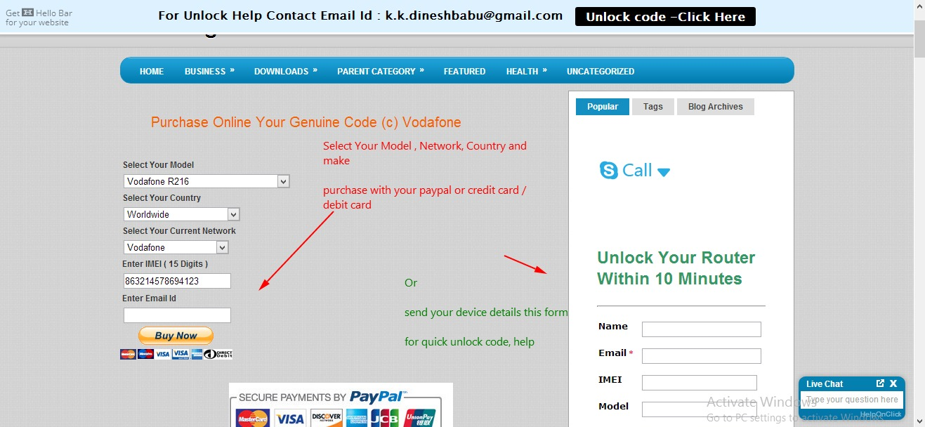 How To Unlock Huawei 4g Lte Router