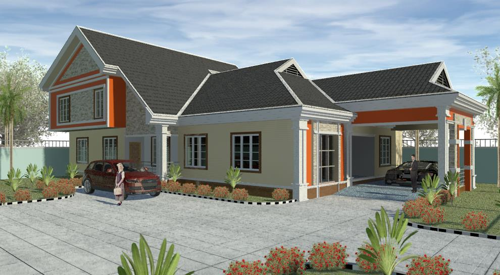 For your exotic interior and exterior architectural for Nigerian architectural designs
