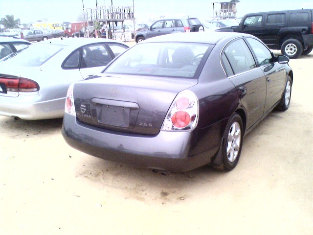 For Updates Please Visit Www. Synergyautoagents. Webs. Com. Re: 2005 Nissan  Altima ...