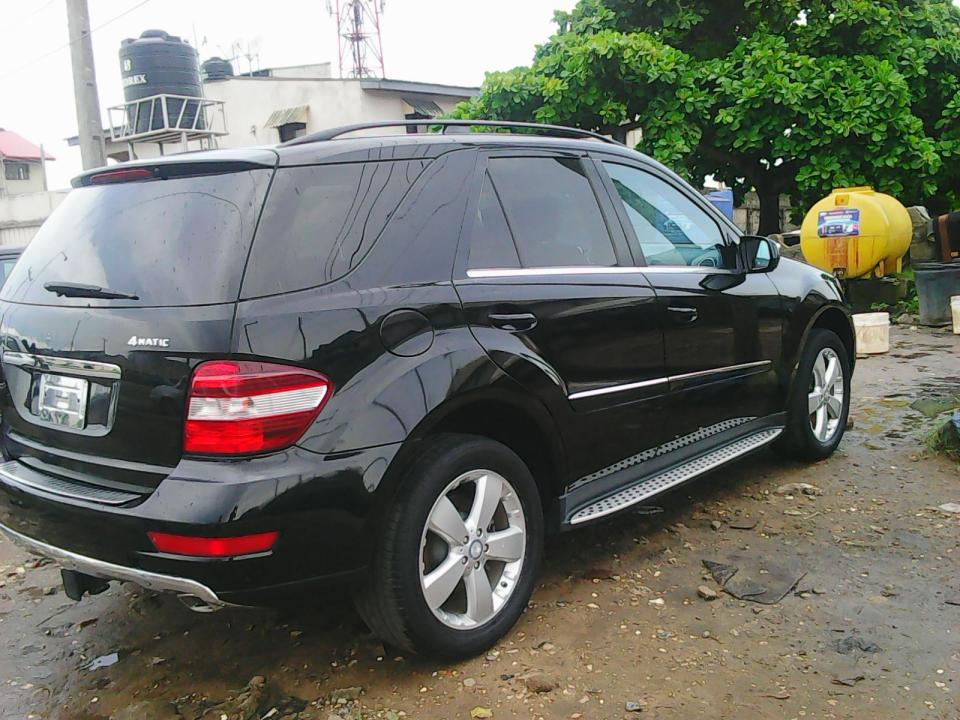 2010 mercedes benz ml350 4matic toks super clean