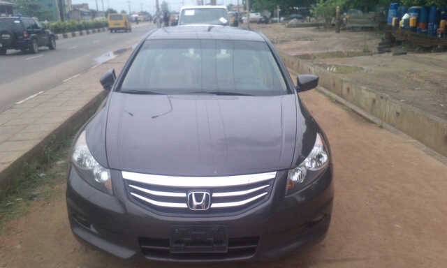 2011 Honda Accord V6 Toks N2 760m For Sale Autos Nigeria