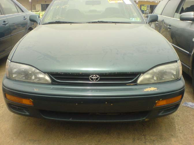 1996 toyota camry le another green colour just cleared. Black Bedroom Furniture Sets. Home Design Ideas