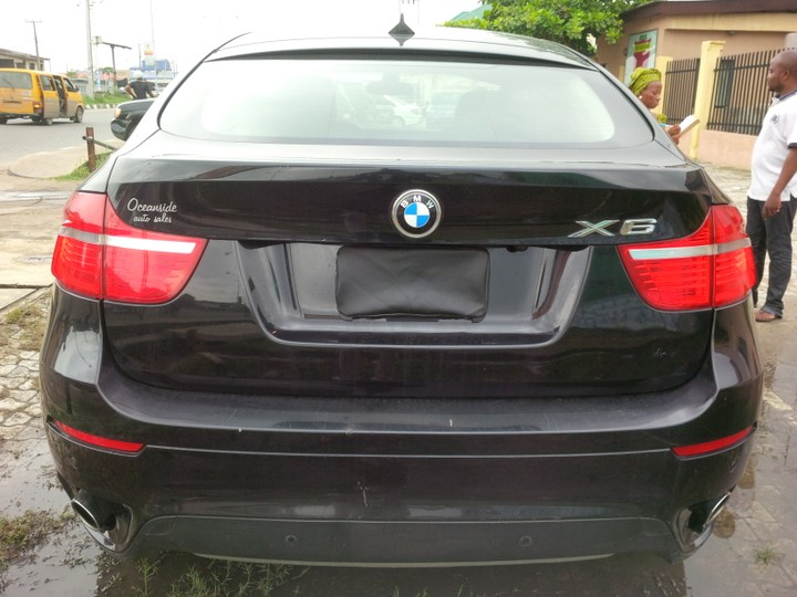 2010 Bmw X6 Extremely Clean And Fresh Autos Nigeria