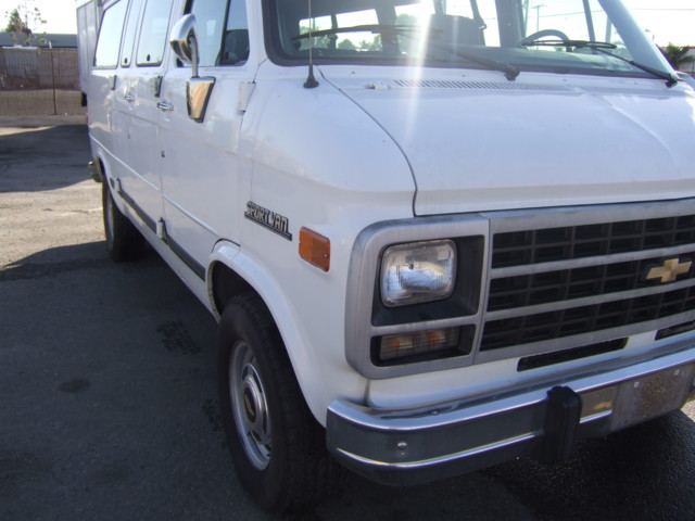 Sold Sold Sold Clean Chevy Van Available In