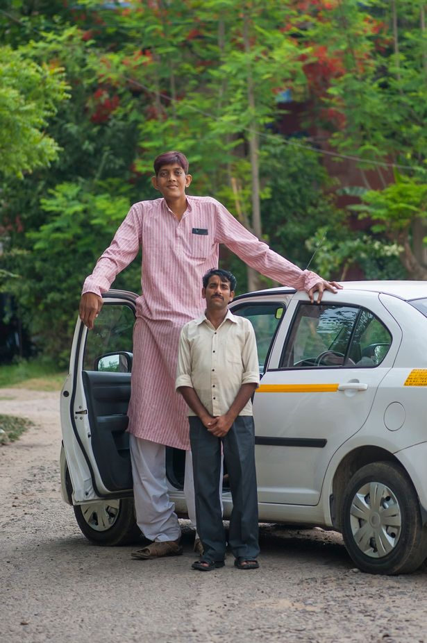 Meet The Tallest Man In India Says He Can T Find Love
