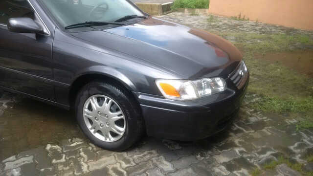 tokunbo american spec toyota camry le 2001 model autos nigeria. Black Bedroom Furniture Sets. Home Design Ideas