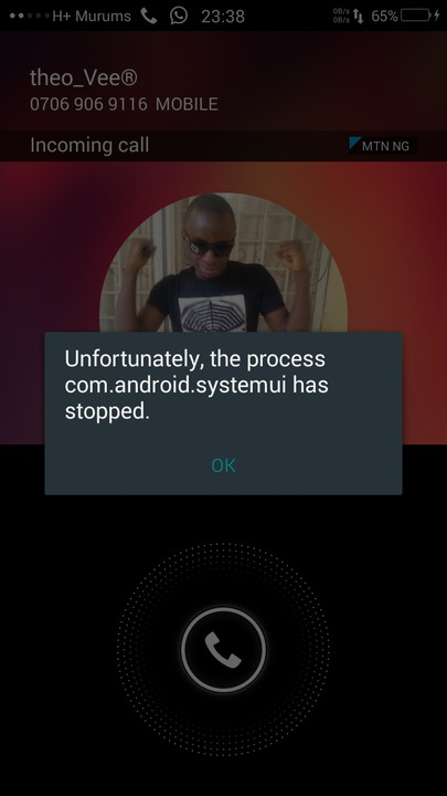 how to fix com android systemui has stopped