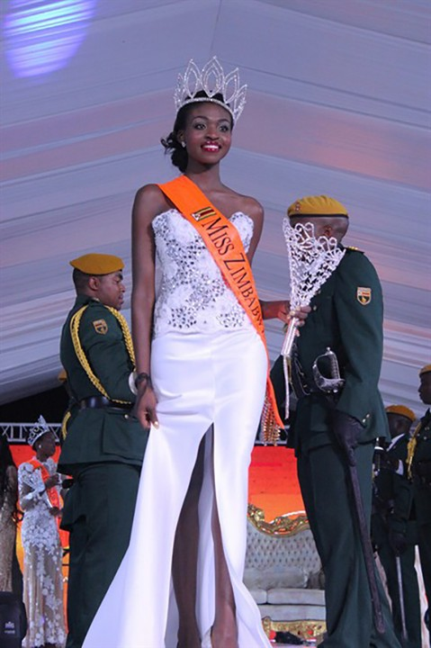 Photos that forced Miss Zimbabwe to step down - Trends and