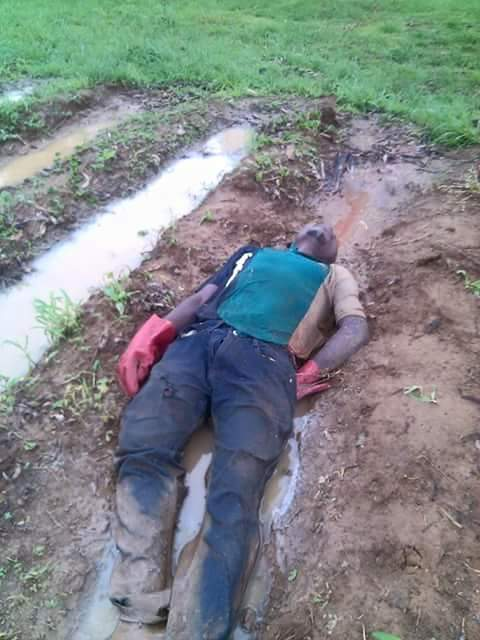 Graphic Photos Of Alleged Killings In Plateau State