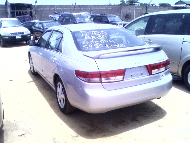 For Updates Please Visit Www. Synergyautoagents. Webs. Com. Re: 2004 Honda  Accord ...