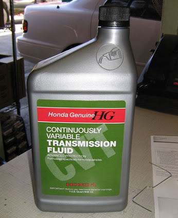 What Is The Recommended Transmission Fluid For Honda City 2007 Car
