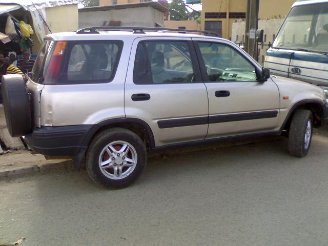 1999 2000 honda crv registered for sale fixed price 800k sold sold autos nigeria. Black Bedroom Furniture Sets. Home Design Ideas